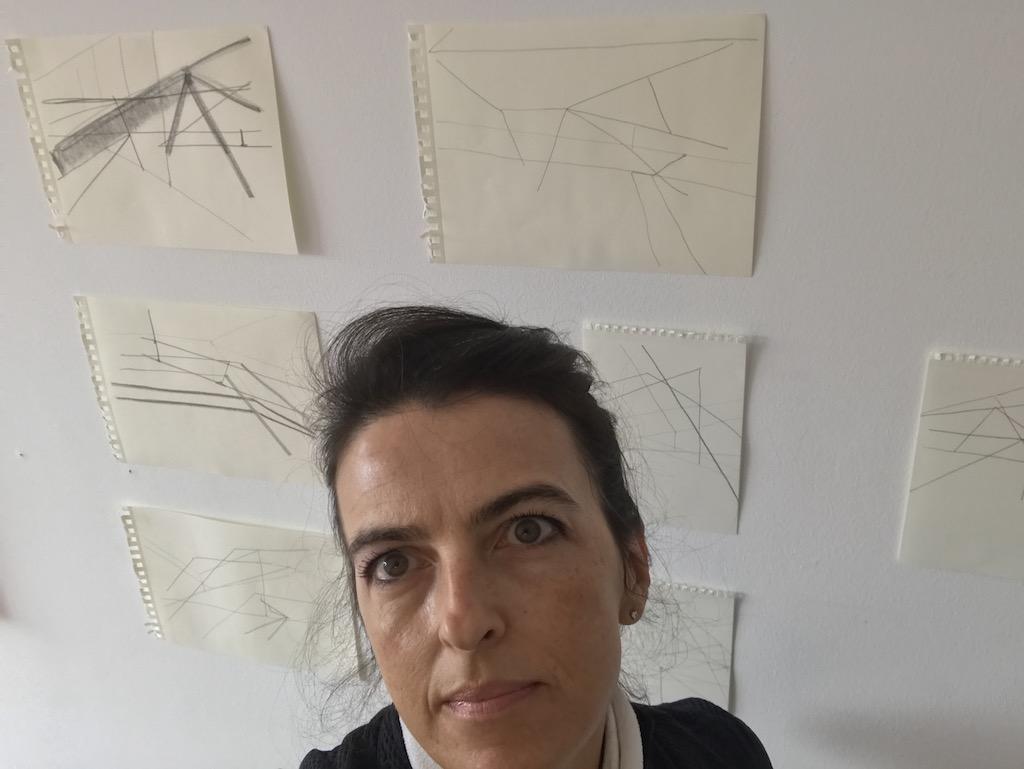 9AAAVG_artis open studio in HANGAR Lisbon, Portugal
