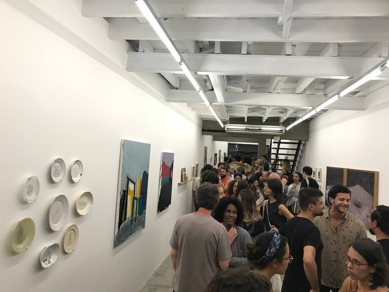 Artists without gallery 2018 at Sancovsky