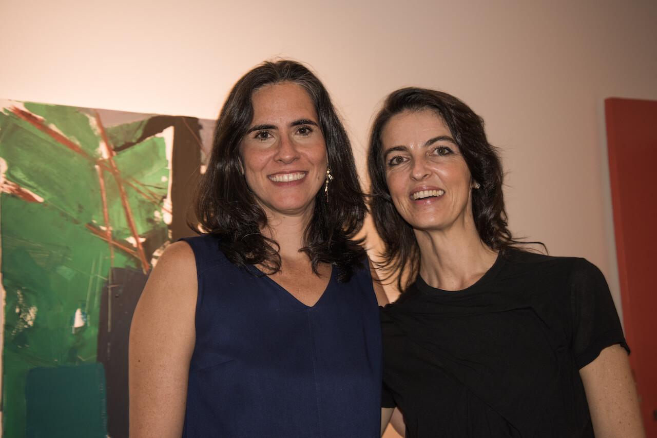 Com Janaina Torres na Abertura Undividual 2018