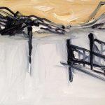 Sem título - 2014 - acrílica sobre tela - 40 x 50 cm