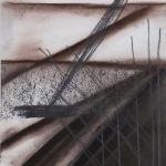 Sem título - 2013 - grafite, carvão e sanguínea sobre papel - 30 x 21 cm
