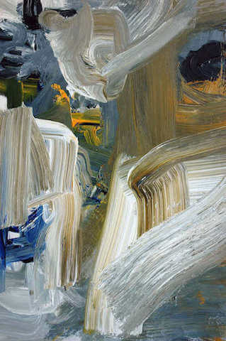 Untitled - 2012 - acrylic on canvas - 100 x 80 cm