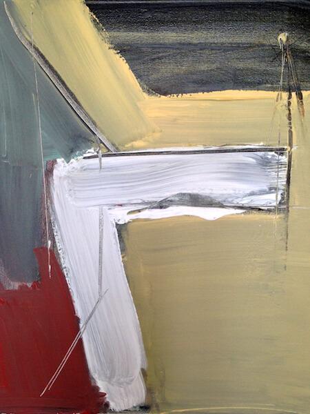 Untitled - 2016 - acrylic on canvas - 60 x 50 cm