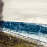 Sem título - 2015 - grafite, giz, sanguínea e pastel sobre papel - 28 x 35,5 cm