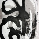 Sem título - 2011 - nanquim sobre papel - 42 x 29 cm