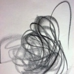 Sem título - 2011 - grafite sobre papel - 42 x 29 cm