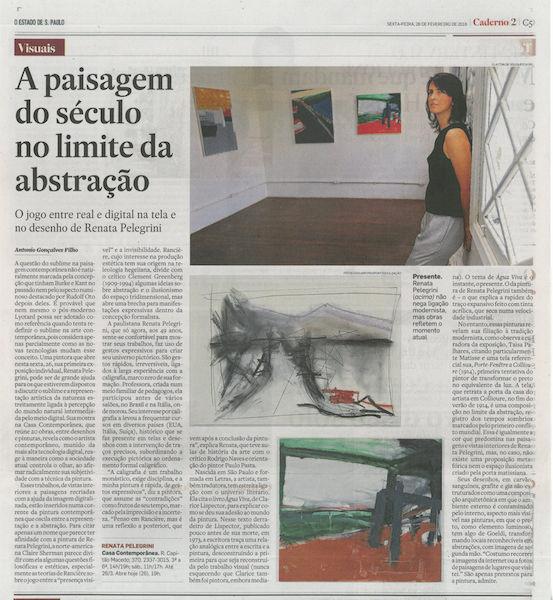 Newspaper - O Estado de São Paulo