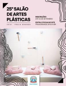 25º Salão de Artes Plásticas de Praia Grande