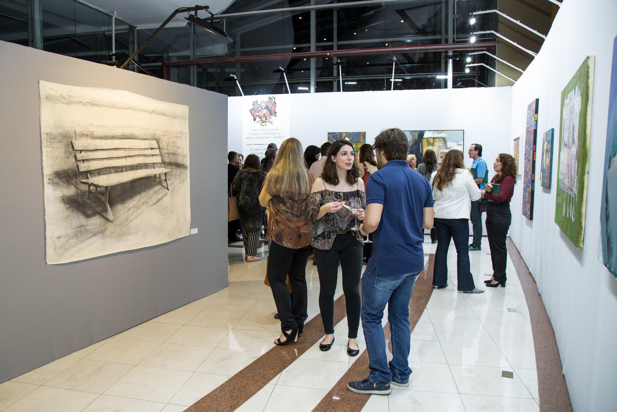 25º Salão Curitibano de Artes Visuais Arte Contemporânea