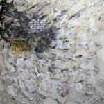 Sem título - 2010 - acrílica e nanquim sobre tela - 100 x 100 cm