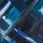 Sem título - 2011 - acrílica sobre tela - 90 x 70 cm