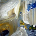 Sem título - 2012 - acrílica sobre tela - 100 x 80 cm