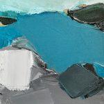 Sem título - 2019 - acrílica sobre linho - 60 x 51 cm