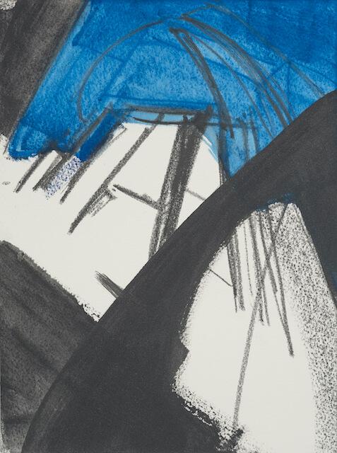Sem título - 2018 - grafite e giz sobre papel - 31 x 23 cm