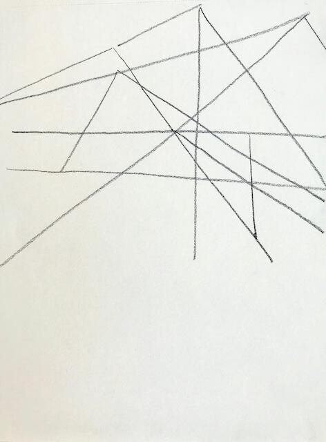 Sem título - 2018 - grafite sobre papel - 15 x 19 cm